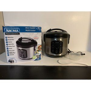 Dented Aroma Housewares ARC-954SBD Rice Cooker,